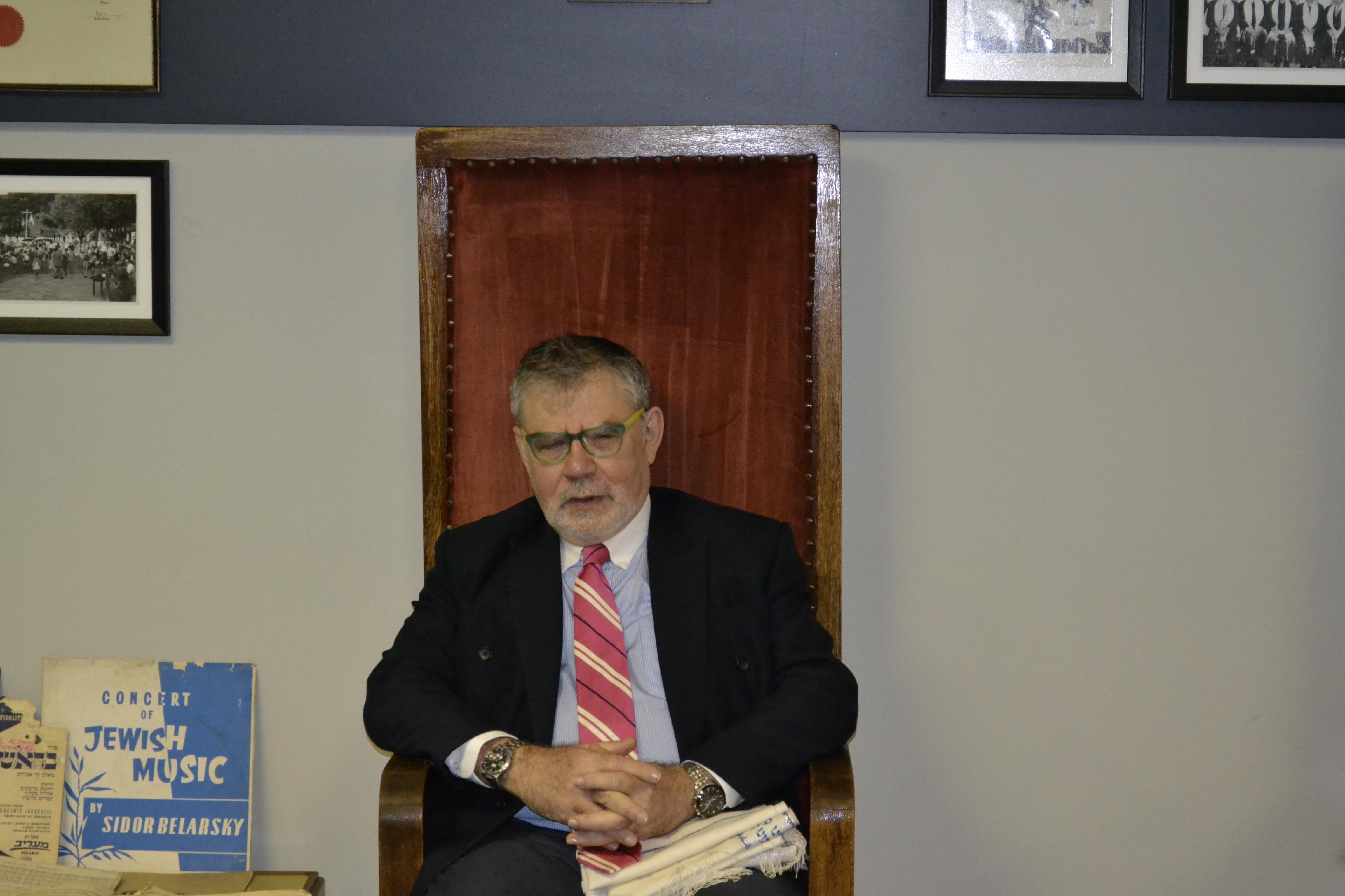 Professor Joseph Weiler