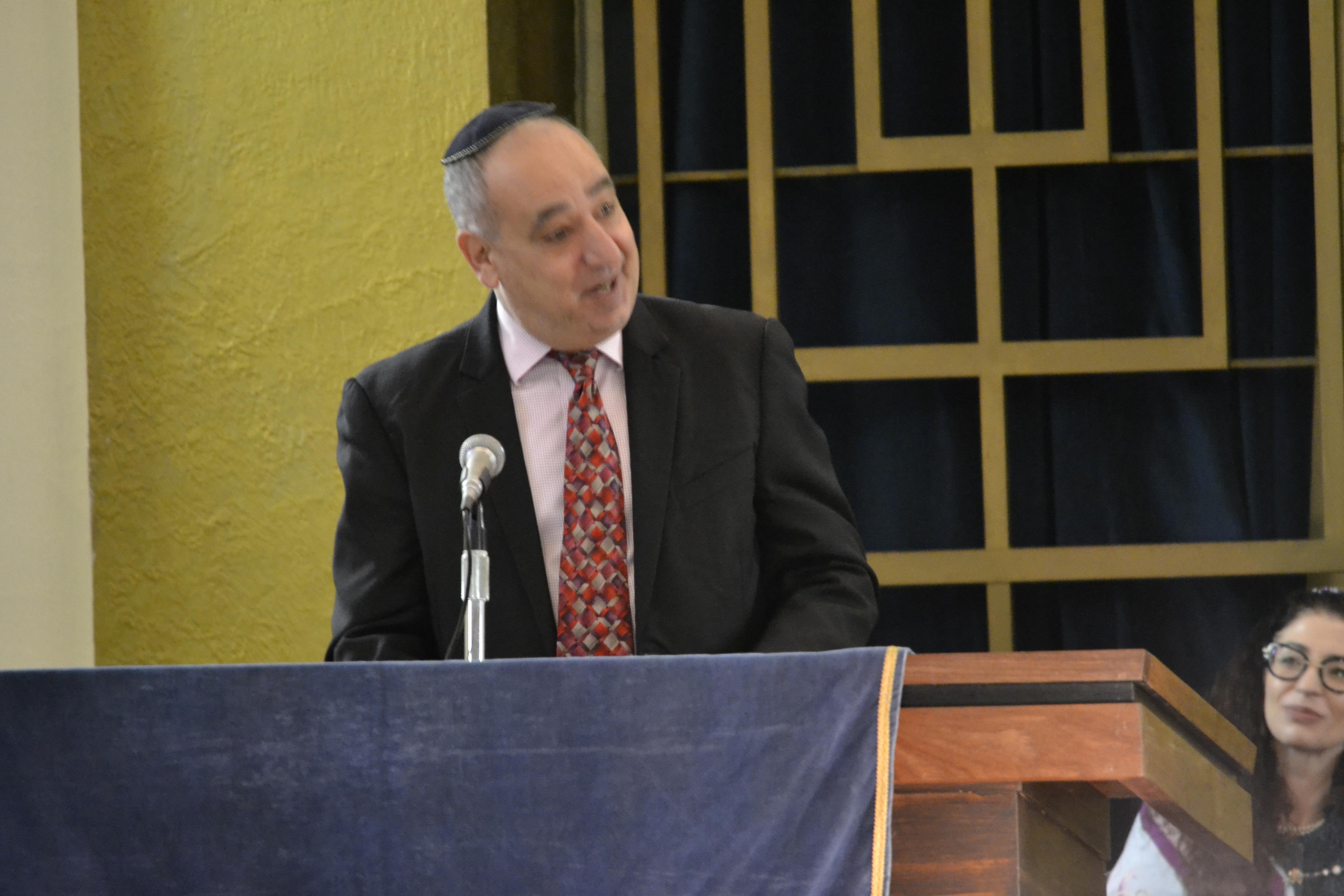 Ambassador Arthur Lenk