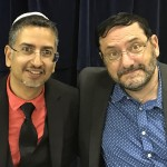 Rabbi Adrian and Chayim Schell