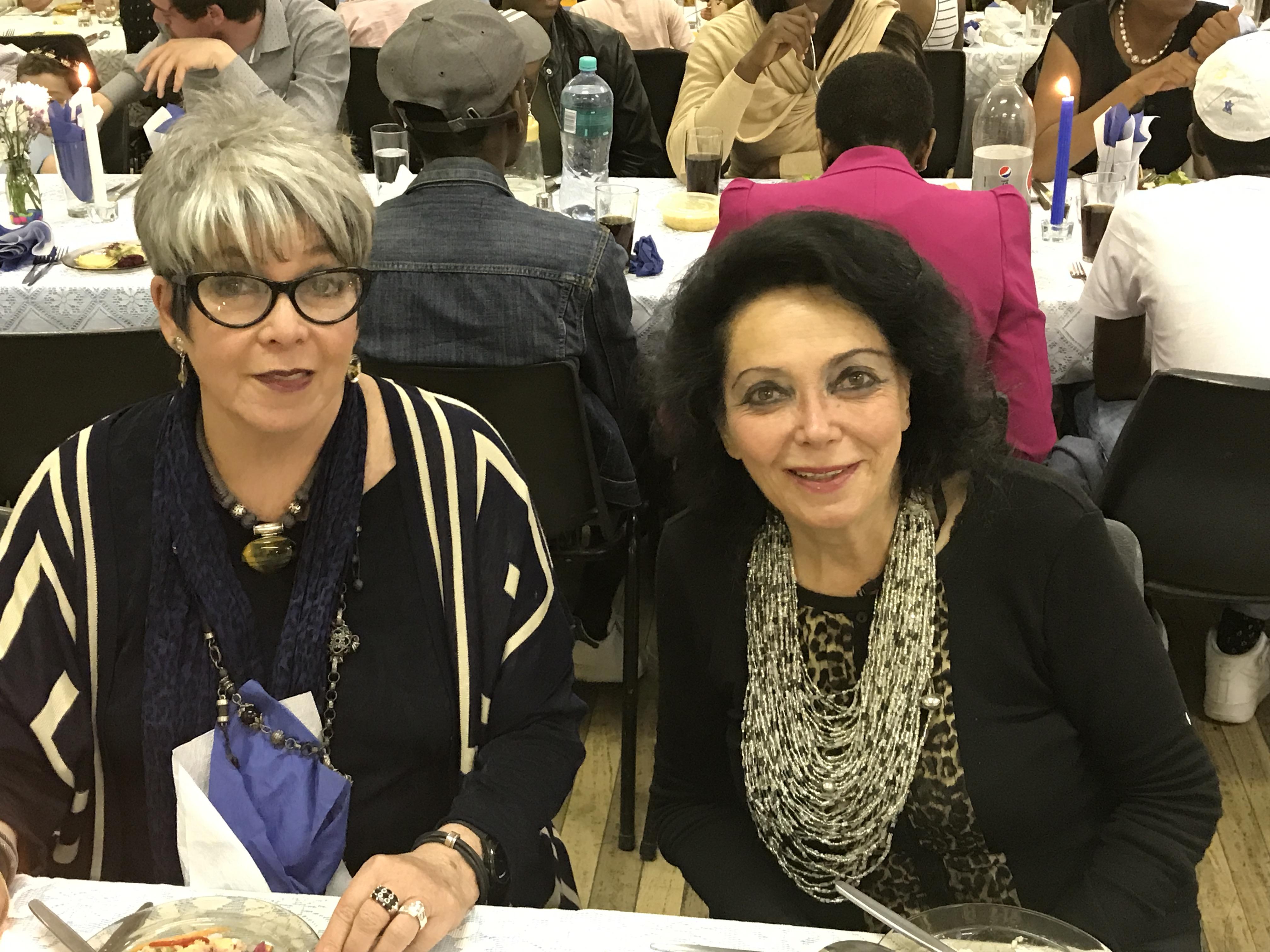 Sonya and Barbara